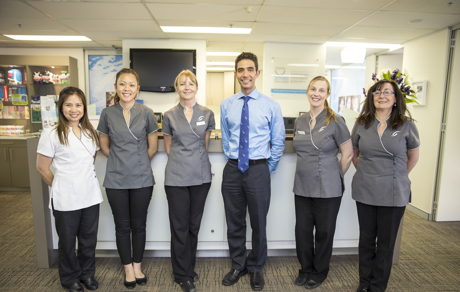 Chatswood orthodontics team